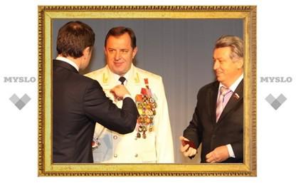 Прокурор региона Олег Черныш стал почетным гражданином Тульской области