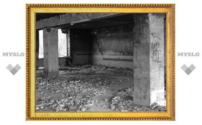 Стадион «Металлург» восстановят