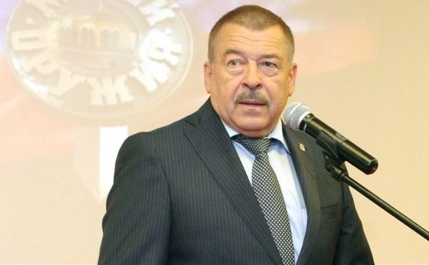 Юрий Андрианов поздравил талантливых туляков с Днём молодёжи