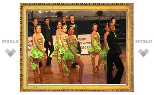 В Тулу съедутся танцоры со всей России