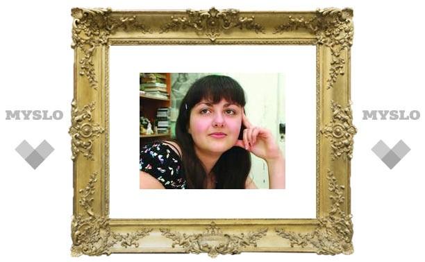 Настоящая умница из Новомосковска