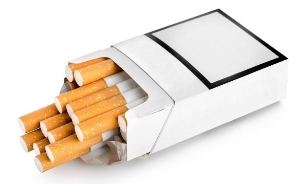 В России запрещена продажа более 20 сигарет в пачке