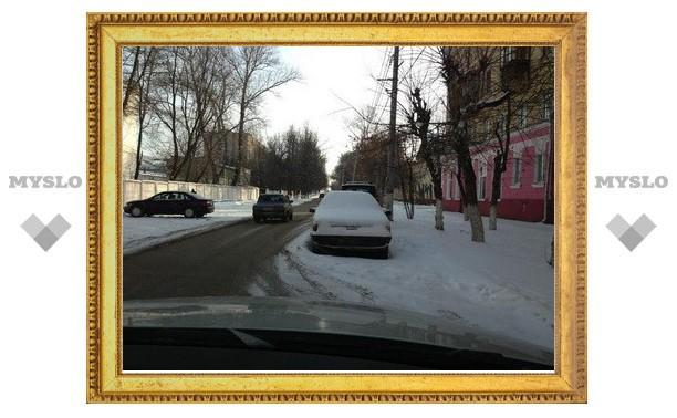 MySLO.ru помог найти владельца брошенного автомобиля