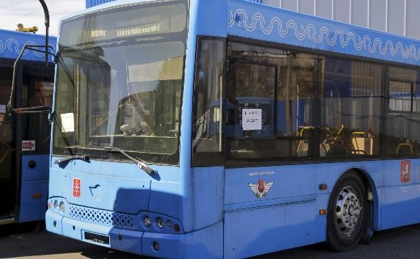 В Туле увеличили количество единиц транспорта на маршруте №25