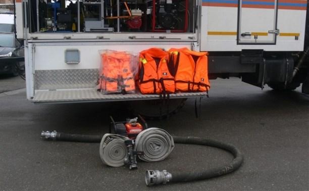 В Тульской области увеличится количество передвижных спасательных постов