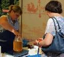 В Центральном парке Тулы состоится большая ярмарка меда