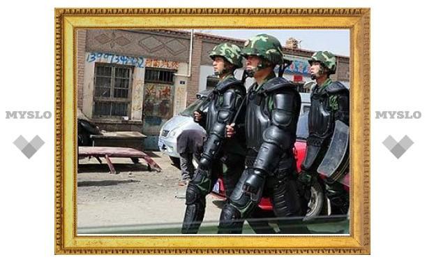 Трое китайцев погибли в результате столкновений с уйгурами