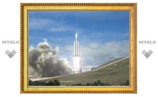 SpaceX представила мощнейшую в мире ракету-носитель