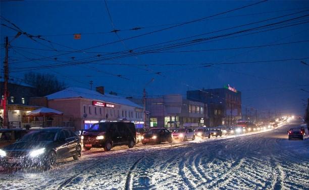 18 декабря в Тульской области ожидается резкое похолодание