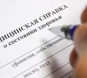 За поддельную справку для МРЭО мужчина заплатит 25 тысяч рублей штрафа
