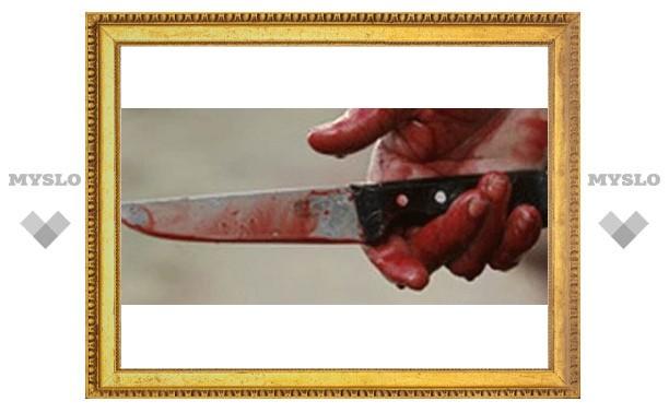 Туляк искромсал друга ножом