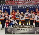 Детская следж-хоккейная команда из Тулы взяла золото международного турнира Malmö Open
