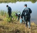 Тульские спасатели приняли участие в акции «Чистый берег»