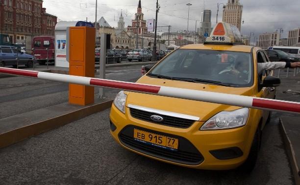 В городах России въезд транспорта в отдельные зоны могут сделать платным