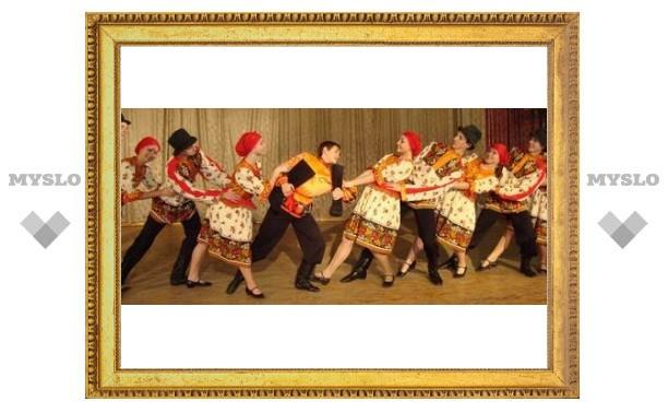 Танцоры из Щекина покорили Сочи