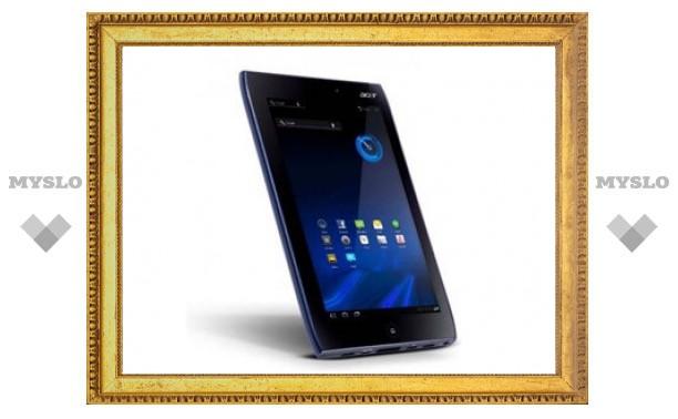 Acer отложил выход Android-планшета A100 на осень
