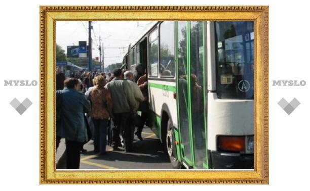 Летом в Туле введут новый автобусный маршрут