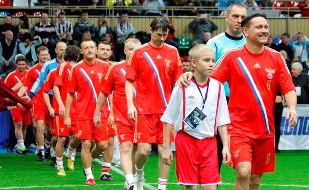 Наставники «Арсенала» в шестой раз выиграли «Кубок легенд»