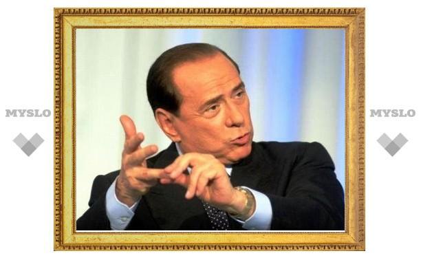 Берлускони обиделся на обвинения в связях с мафией