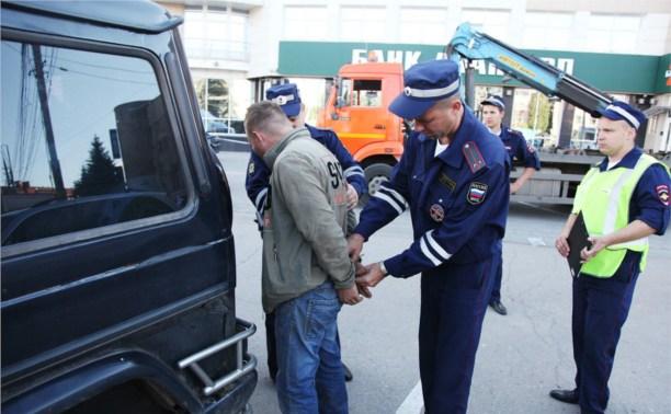 Туляк угнал автомобиль, найдя в машине запасной комплект ключей