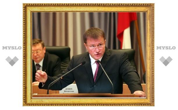 Дудка вошел в TOP-10 российских губернаторов