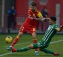 «Арсенал» сыграл вничью с «Ахматом» в Грозном – 1:1