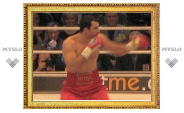 Владимир Кличко отказался от боя с кубинским боксером