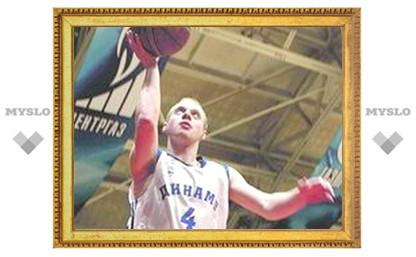 Тульский баскетболист перебрался на Алтай