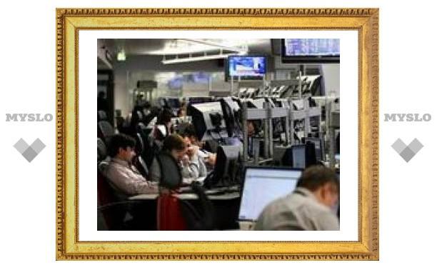 РТС и ММВБ начали торговую сессию ростом