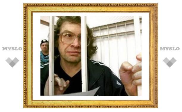 Судебные приставы арестовали дом Мавроди на Селигере