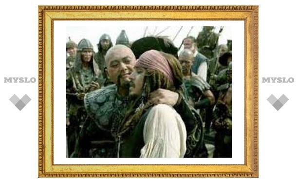 """В китайском прокате """"Пиратов Карибского моря"""" сократили"""
