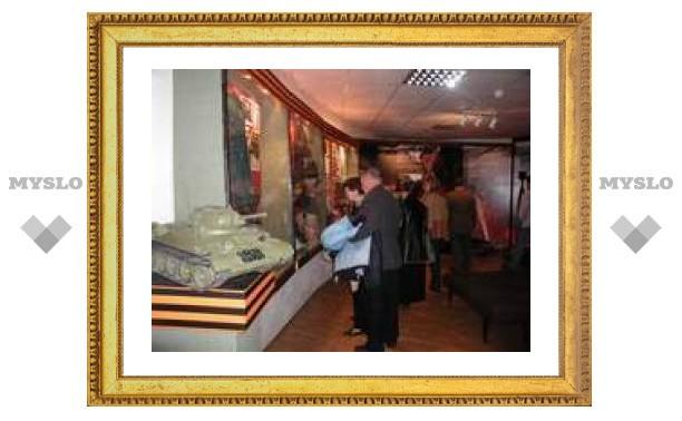 В Туле открылась комната памяти ветеранов боевых действий