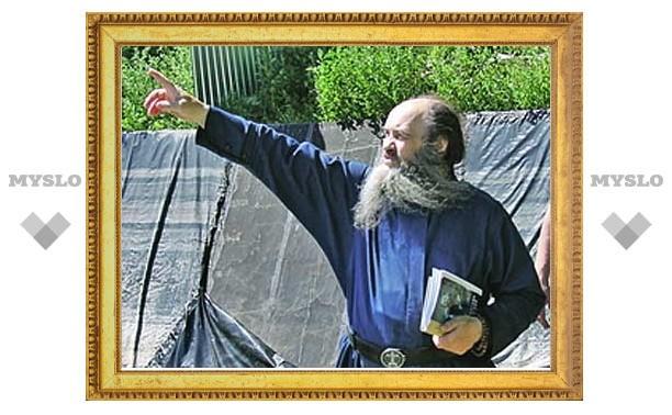 Священник-экстремист умер от рака
