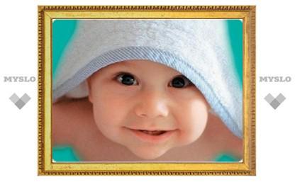 Самые рослые и крепкие малыши родились в 2012 году в Киреевском районе