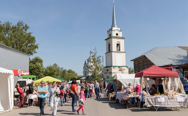 В Тульской области пройдет фестиваль Крапивы