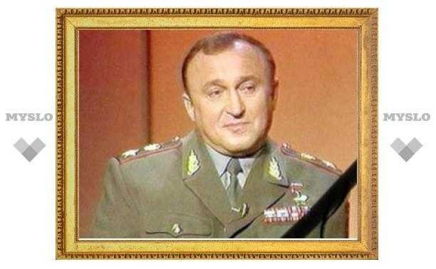 Скончался Павел Грачев - знаменитый туляк, бывший министр обороны