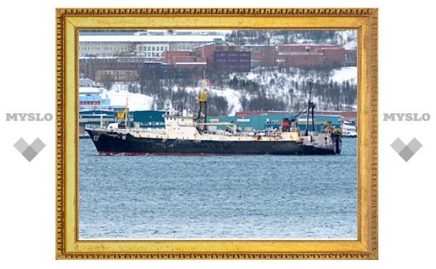 Норвежцы оштрафовали владельцев задержанного российского траулера
