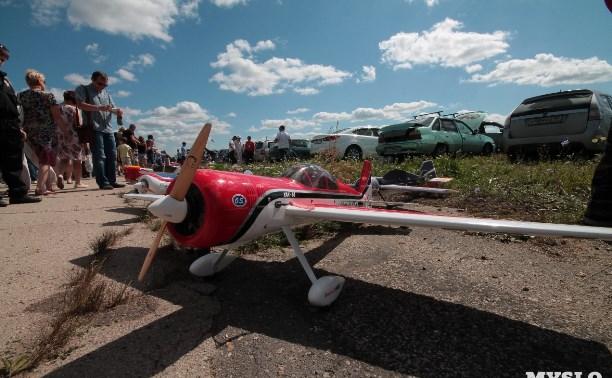 В июле в Туле пройдет ежегодный фестиваль авиамоделизма «Тульские крылья»