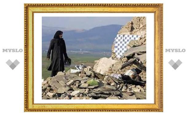 На юго-востоке Ирана произошло сильное землетрясение