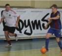 В городском чемпионате по мини-футболу сыграны матчи 5-го тура