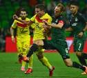 «Арсенал» проиграл «Краснодару» со счетом 0:3