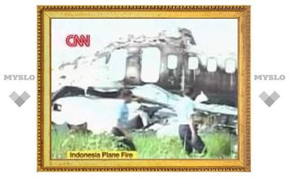 На борту разбившегося в Индонезии самолета находились 140 человек