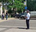 Тульские инспекторы ГИБДД оштрафовали 162 пешехода-нарушителя