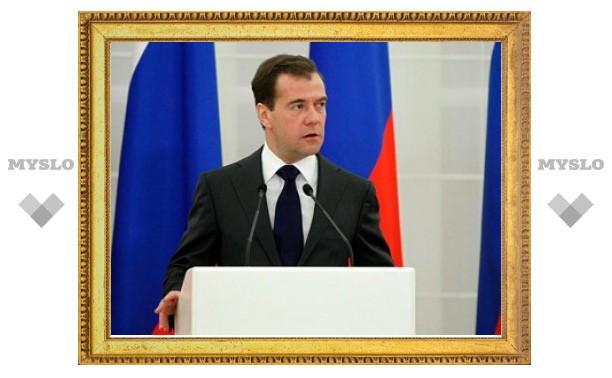 Медведев подписал скандальный закон об охране здоровья