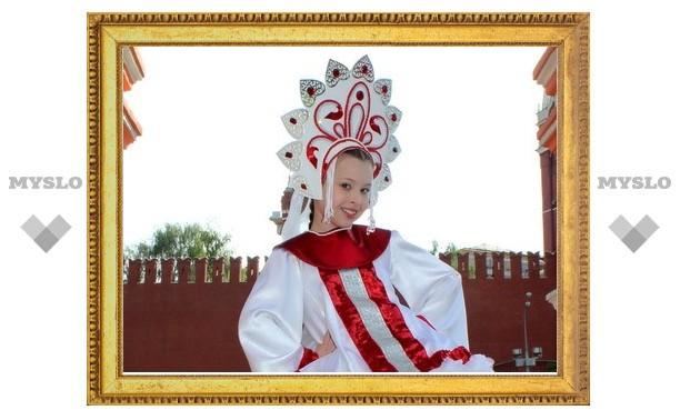 Тулячка Алита выиграла московский конкурс красоты!