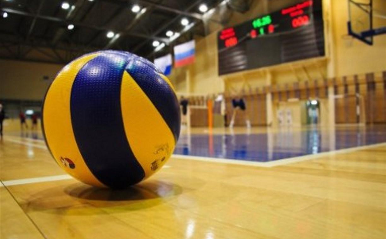 В Новомосковске в сборную Тульской области отберут юных волейболистов