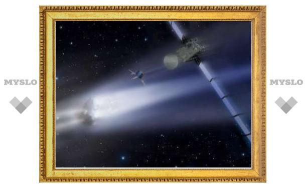 Зонд по изучению комет усыпили на три года