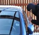 В Туле поймали автомобильного вора