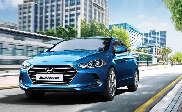 Приходите в «Макси» на презентацию нового автомобиля Hyundai Elantra