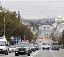 На майские праздники в Туле будет ограничено движение транспорта
